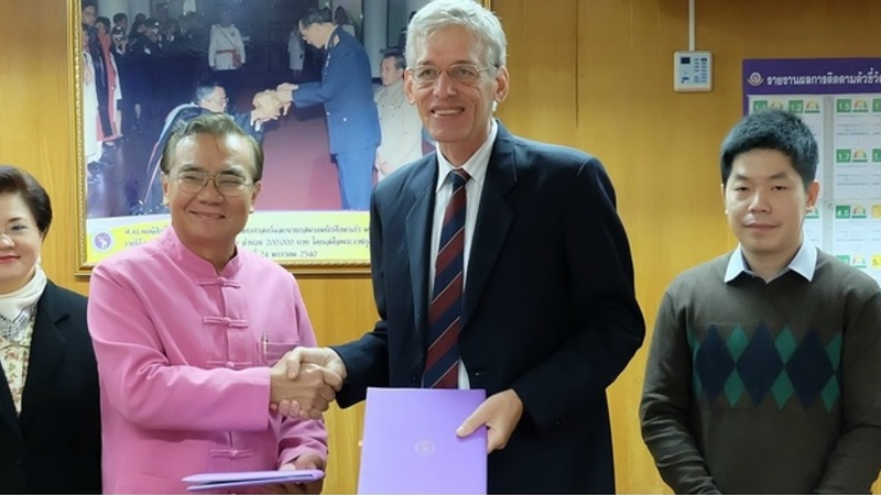Chiang Mai University en East-West Seed intensiveren samenwerking